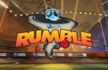 ¡'Rumble' ya tiene fecha de salida en Rocket League!