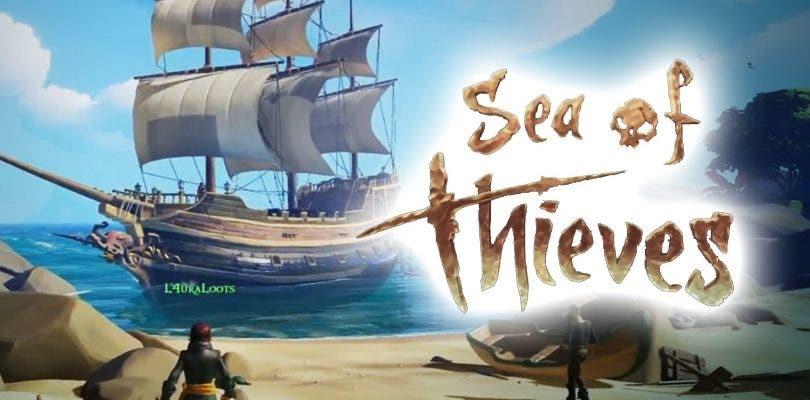 Sea of Thieves exhibe diversas mecánicas en un nuevo vídeo