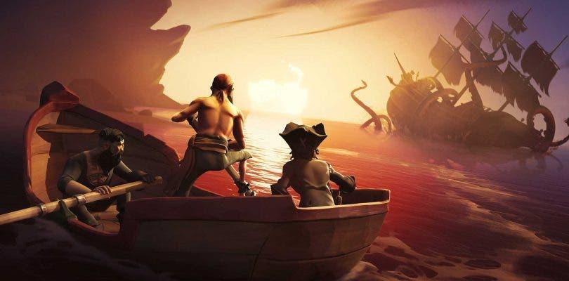Sea of Thieves muestra más gameplay y retrasa su lanzamiento a 2018
