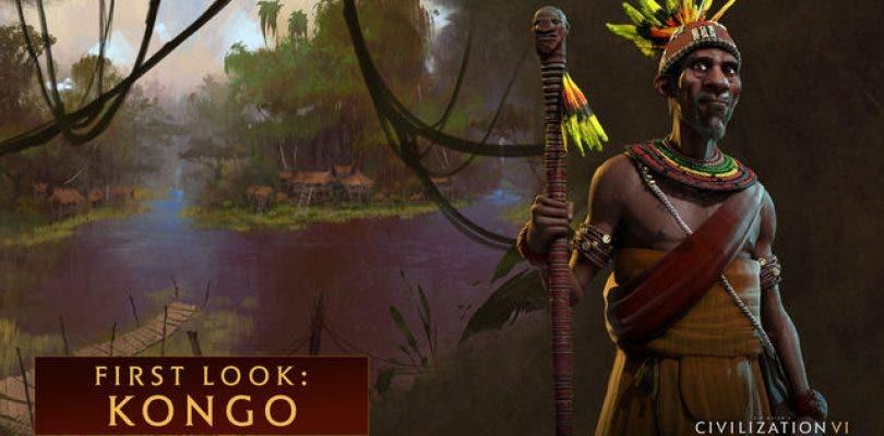 Mvemba a Nzinga se coloca como líder del Congo en Civilization VI
