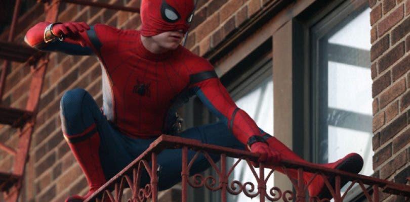 Más fotos y vídeos del rodaje de Spider-Man: Homecoming