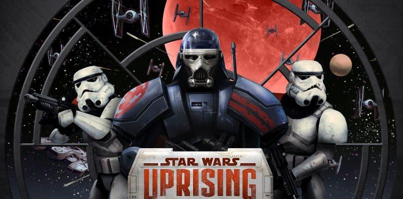 Star Wars: Uprising echará el cierre en noviembre