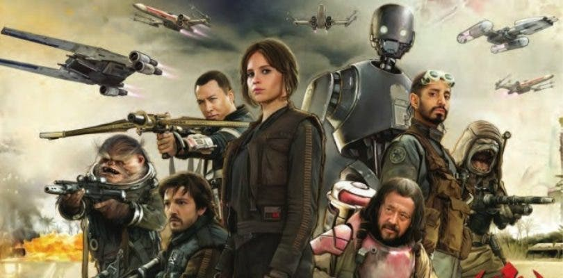 Habrá un nuevo tráiler de Rogue One el próximo 24 de noviembre
