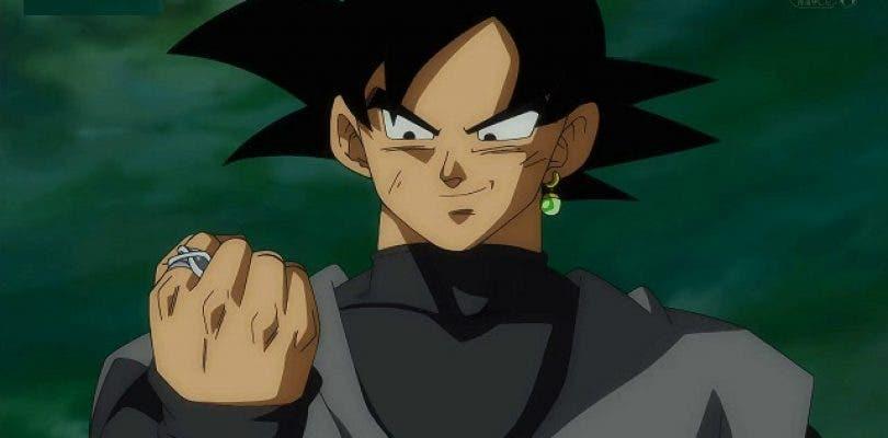 Dragon Ball Super revelaría la identidad de Black Goku en breve