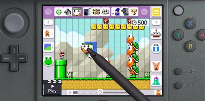 Nintendo lanza una nueva actualización para Super Mario Maker
