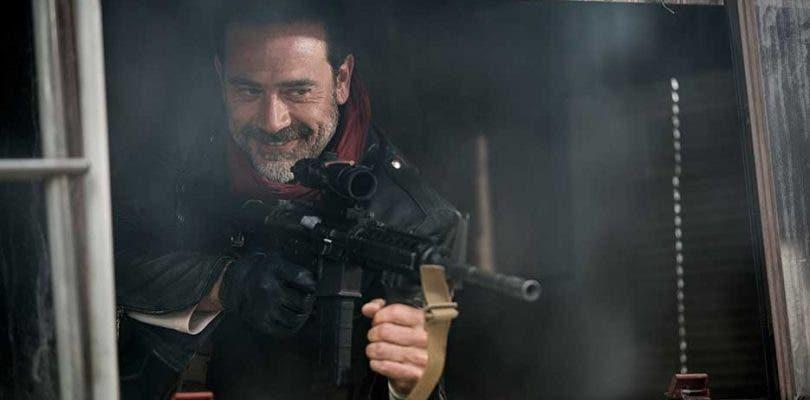 The Walking Dead lanza un nuevo teaser centrado en Negan