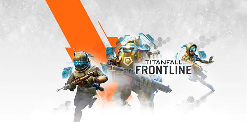 Titanfall se suma a la moda de los juegos de cartas con Frontline