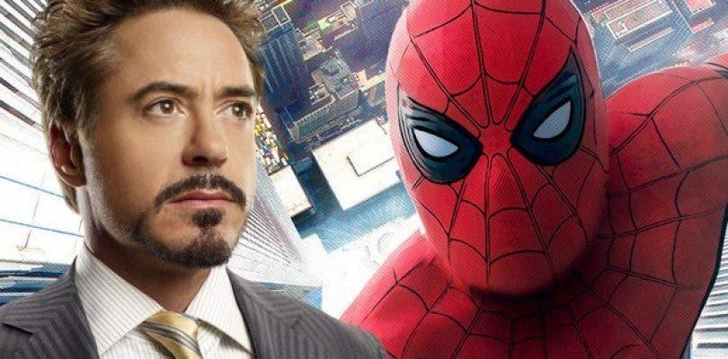 Nuevas fotos de Spider-Man: Homecoming relacionadas con Tony Stark