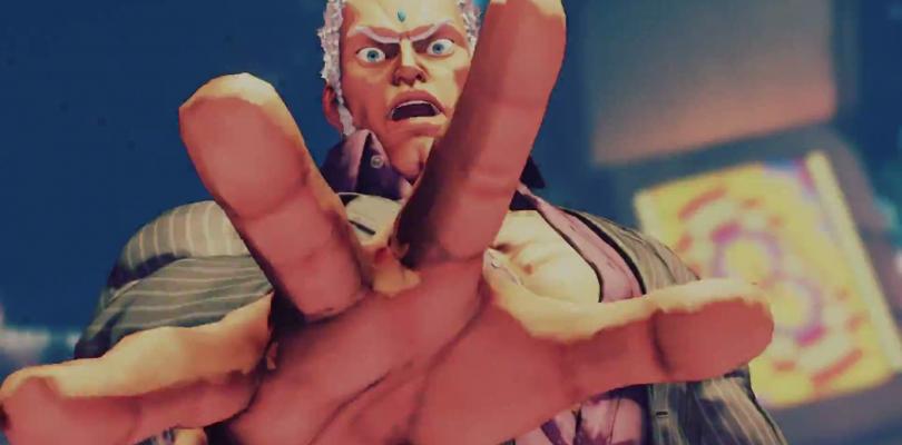 Así es la nueva actualización de Street Fighter V