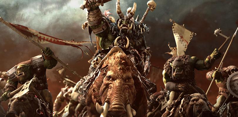 El nuevo DLC de Total War: Warhammer llega hoy