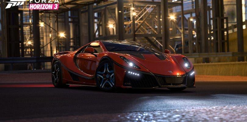 Forza Horizon 3 recibe más coches con el DLC The Smoking Tire