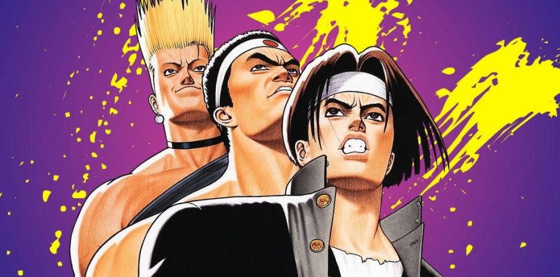 The King of Fighters '94 ya se puede jugar en PlayStation 4