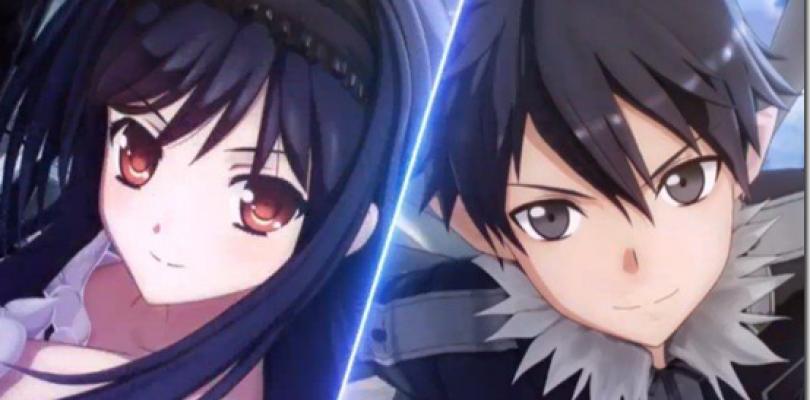 Anunciado un crossover entre Accel World y Sword Art Online
