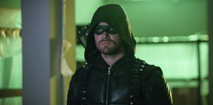 Arrow terminará tras la octava temporada, formada por 10 episodios