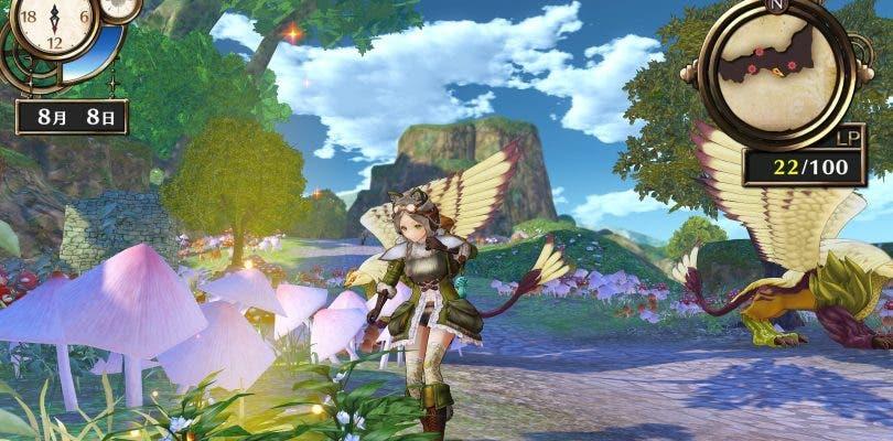 Atelier Firis confirma fecha de lanzamiento para Europa y América