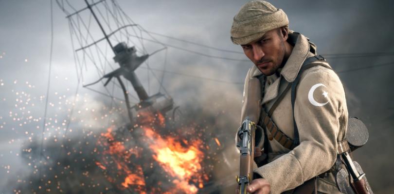Giant's Shadow, el nuevo mapa de Battlefield 1 se muestra en vídeo