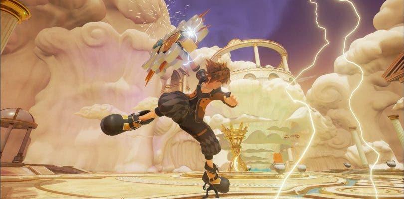 Se muestran dos nuevas capturas de Kingdom Hearts III