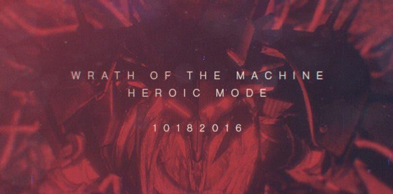Destiny: fecha para el Modo Heroico de La Furia de las Máquinas