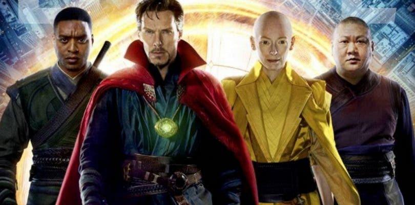 Revelada una de las escenas eliminadas de Doctor Strange