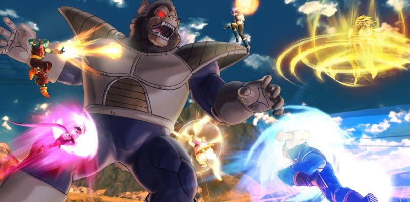Gameplay de la primera hora de la beta de Dragon Ball Xenoverse 2