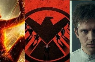 Nuevas promos de Flash, Legion y Agentes de SHIELD