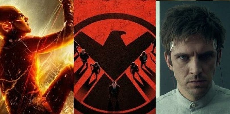 Nuevas promos de Flash, Legion y Agentes de SHIELD