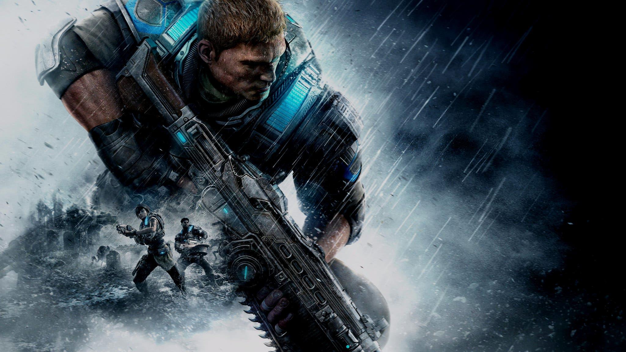 Imagen de Gears of War 4 se convierte en el primer juego en usar SGX