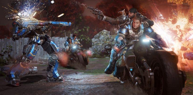 Gears of War 4 ya está disponible con voces en castellano