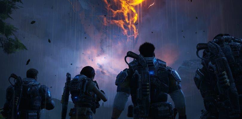 Gears of War 4 con diálogos en inglés hasta noviembre