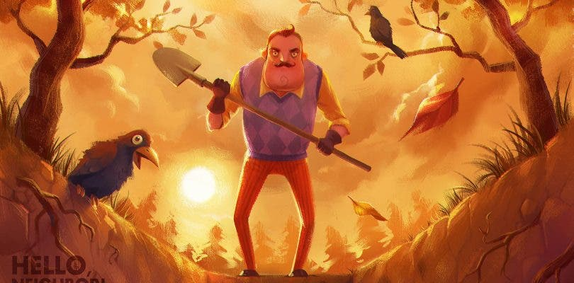 Hello Neighbor para Nintendo Switch exhibe un extenso gameplay