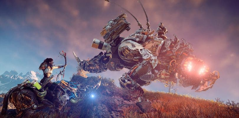 Horizon Zero Dawn dice no a las microtransacciones
