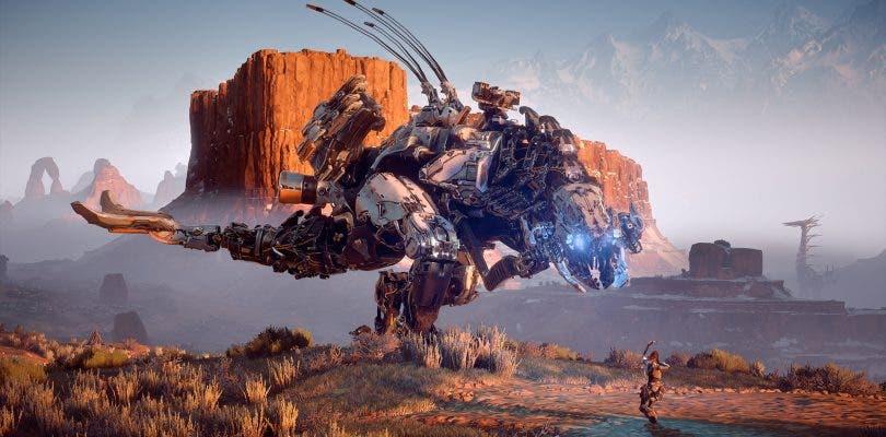 Se muestran 38 minutos de gameplay de Horizon Zero Dawn