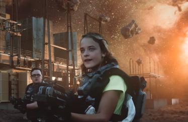 Tráiler de Call of Duty: Infinite Warfare con actores reales