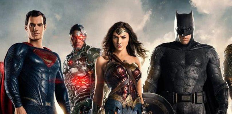 Nuevo vídeo de los últimos días de rodaje de Justice League