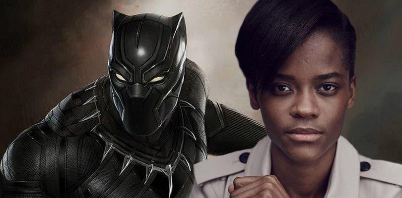 Letitia Wright se une al reparto de Black Panther