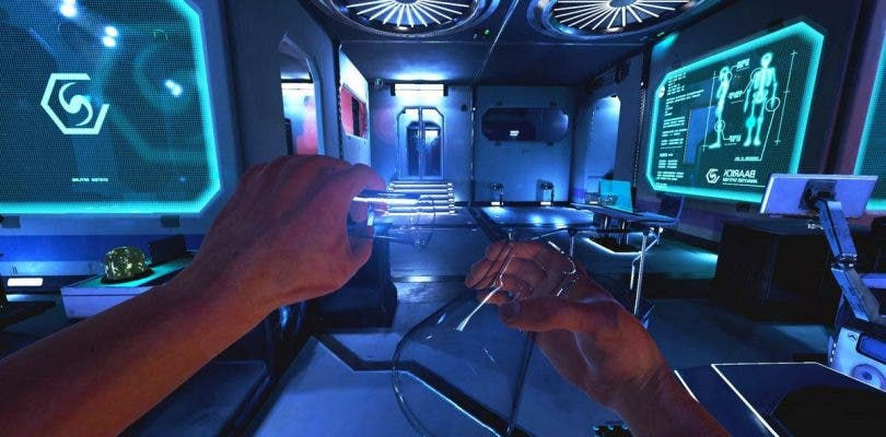 Loading Human: Chapter 1 disponible para PS VR, HTC Vive y Oculus