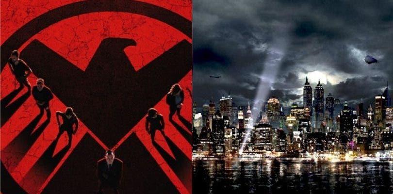 Sinopsis de los próximos episodios de Gotham y Agentes de SHIELD