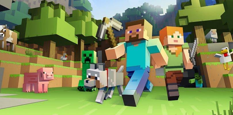 Minecraft se actualiza en Wii U y Nintendo Switch