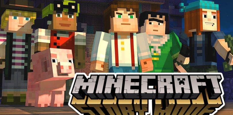 Minecraft: Story Mode ya está disponible en disco para Wii U