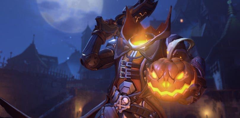 Overwatch concreta la fecha de su evento especial de Halloween