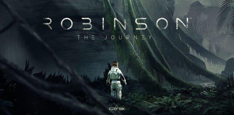Robinson: The Journey, lo nuevo de Crytek, llega a PSVR en un mes