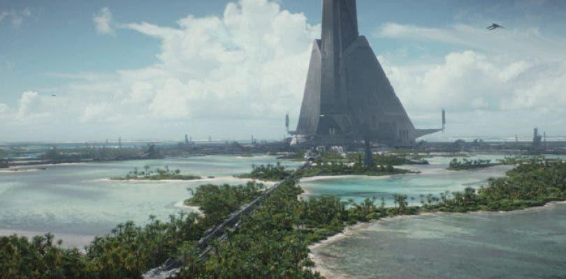 Rogue One: Una Historia de Star Wars tiene un cameo escondido