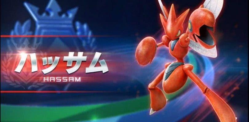 Scizor se muestra en un nuevo gameplay de Pokkén Tournament