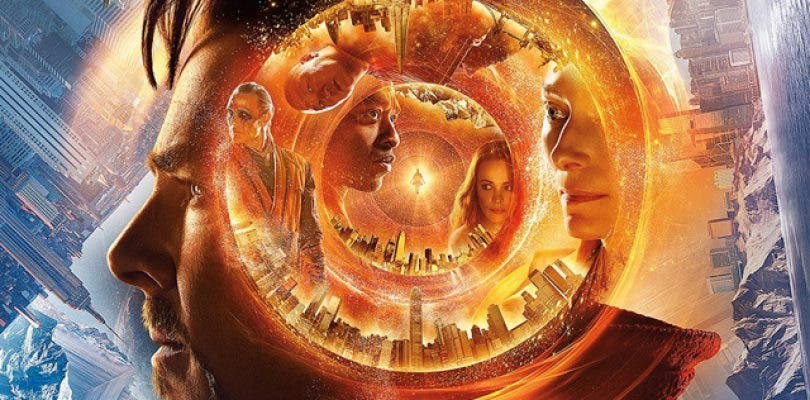 Nuevo anuncio y documental sobre Doctor Strange