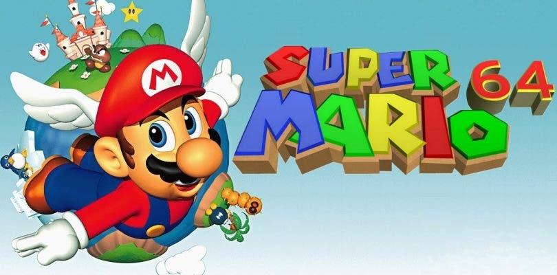 Un aficionado crea nuevos contenidos y niveles para Super Mario 64
