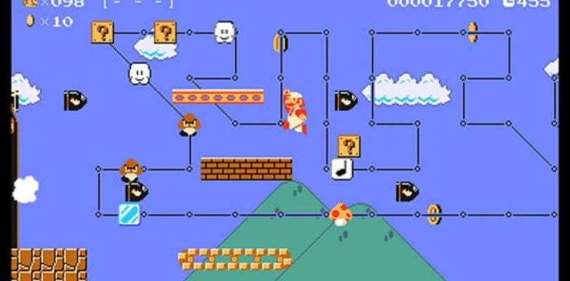 Nintendo promociona Super Mario Maker para 3DS con un spot