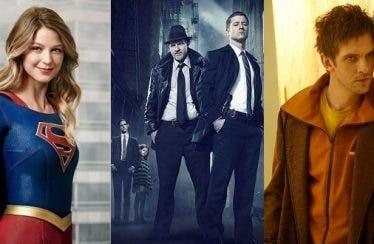 Nuevas promos y fotos de Supergirl, Gotham y Legion
