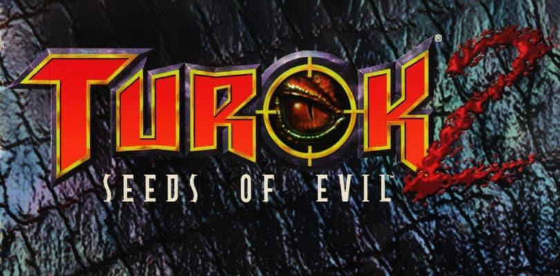 La remasterización de Turok 2 llegará a Steam