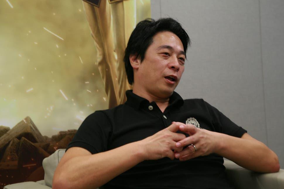 Hajime Tabata Nintendo Switch