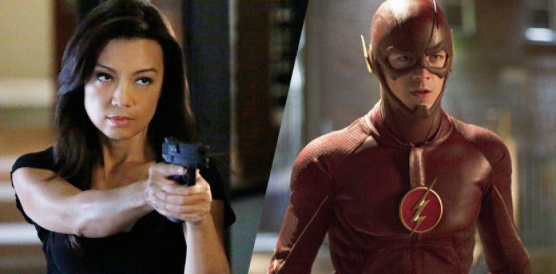 Promos y sinopsis de lo próximo de Flash y Agentes de SHIELD